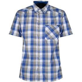 Regatta Kalambo III - T-shirt manches courtes Homme - bleu/blanc